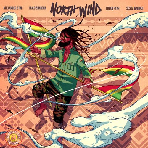 North Wind Riddim Mixed By YaadCore [Jamrockvybz Records]