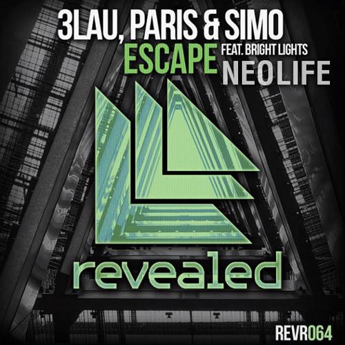 3LAU, Paris & Simo feat. Bright Lights - Escape (Neolife Remix)