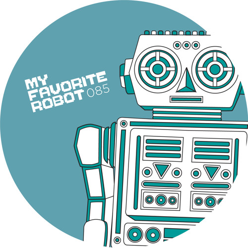 Stefan Z - No Words - My Favorite Robot Records