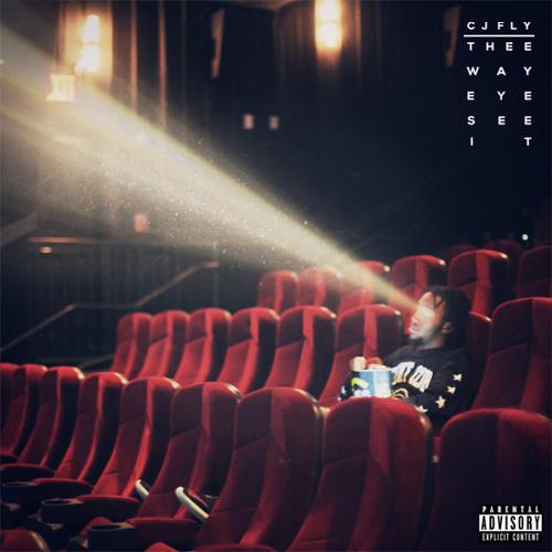 CJ Fly-Thee Way Eye See It (LP)