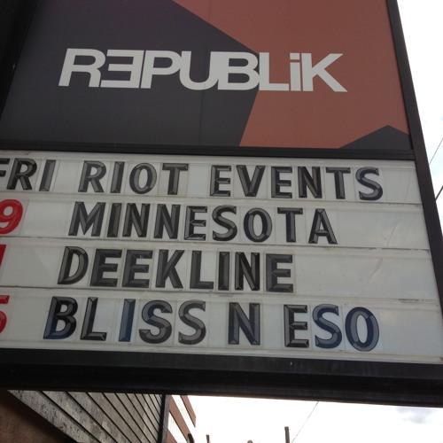 Deekline Calgary @ Republik