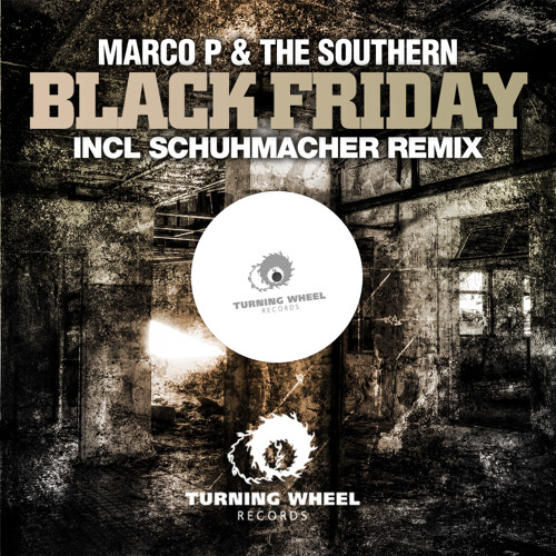 Marco P & The Southern - Black Friday