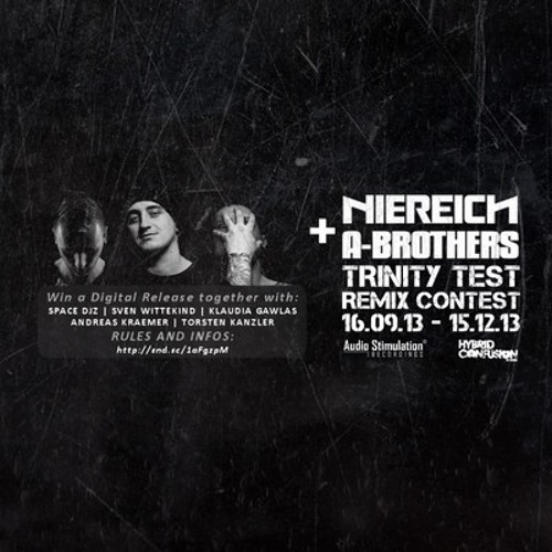Niereich & A-Brothers - Trinity Test (Puncher rmx)[FREE DOWNLOAD]