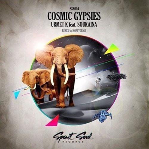 Urmet K - Cosmic Gypsies feat. Soukaïna EP [OUT NOW @ Beatport][SSR004]