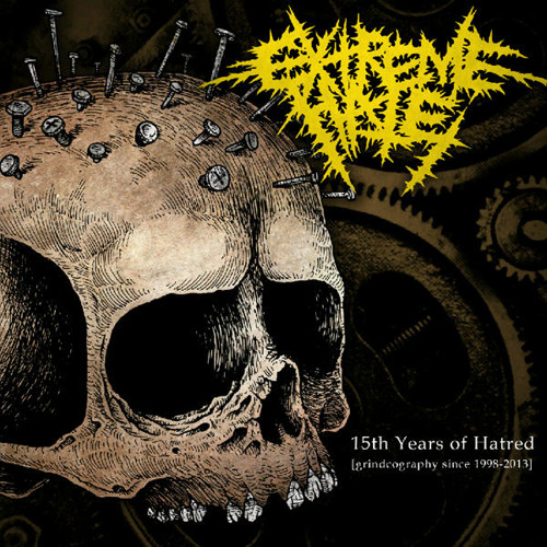 EXTREME HATE - Betray Faith (EXTREME DECAY Cover)