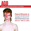 We're Waiting For The V.A.G. Showing of 'David Bowie Is' - John Derringer - 09/25/13