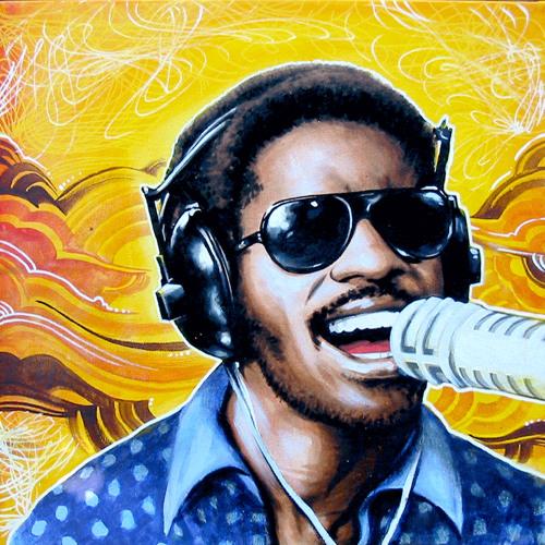Stevie Wonder - Isn't she lovely (guitar instrumental)