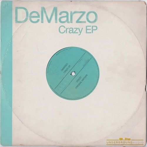 Demarzo - Crazy (Original Mix)/ Underground Audio OUT NOW