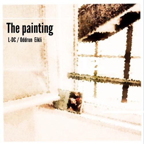 The painting. L-DC/ Oddrun Eikli