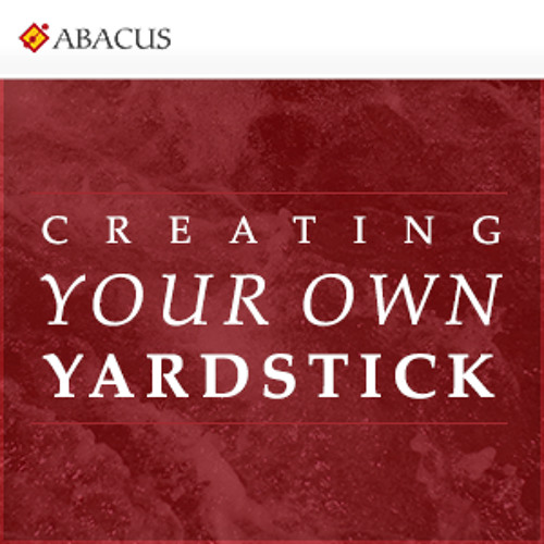 Creating Your Own Yardstick