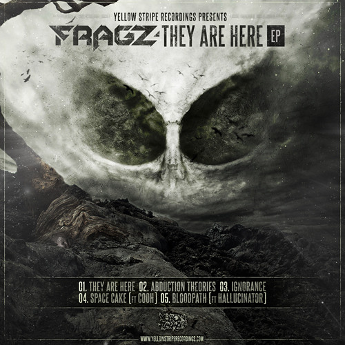 YSRD005EP - Fragz - They Are Here EP