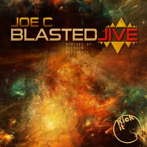 Joe C - Blasted Jive (Deformaty Remix) *TEASER* [OUT NOW on Kick It Recordings]