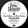 MAD VILLAINS & CHRIS PARKIN - TELL ME AGAIN [PREVIEW]