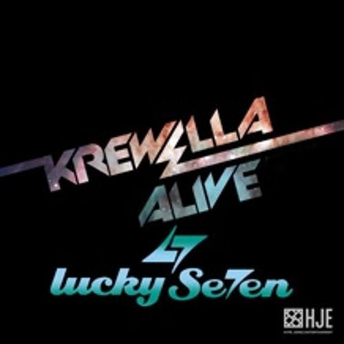 Alive Language (Krewella Vs. Porter Robinson Vs. Lucky Se7en) 2013 Edit