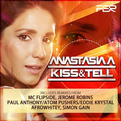 Anastasia A - Kiss & Tell (AfroWhitey Remix) PBR Recordings - Out now!