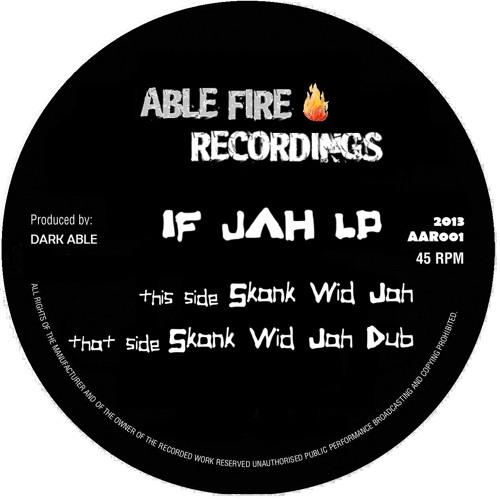 Dark Able - Skank Wid Jah (prev)