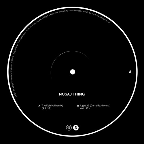 Nosaj Thing - Try (Kyle Hall Remix)