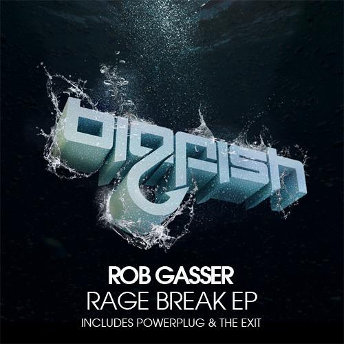 Rob Gasser - Powerplug (Original Mix)