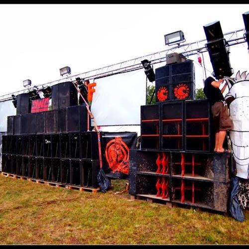 tmh_Tranzit live @ RomaniaTek 2013 (Swamp, DWC, FDM, Tsunami stage)