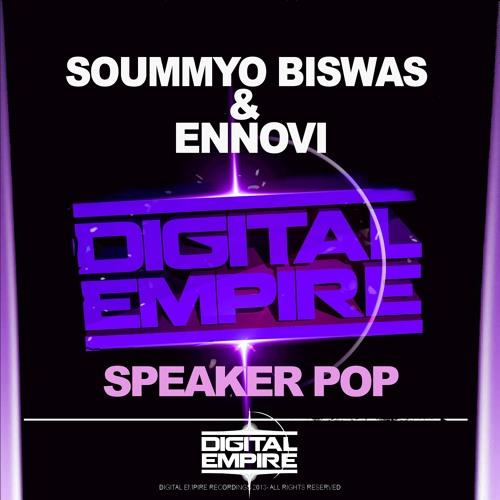 Soummyo Biswas & Ennovi - Speaker Pop (Original Mix) REMIX CONTEST