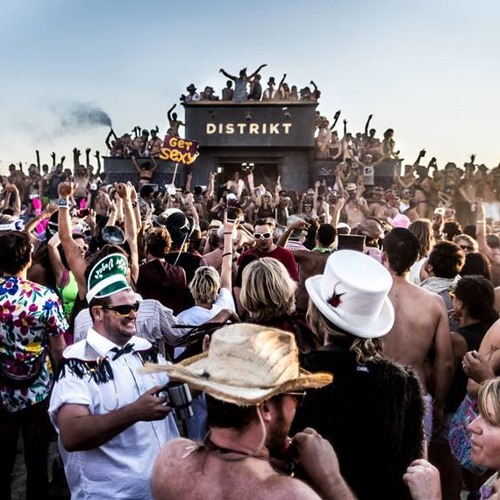 DAVI : Live @ DISTRIKT  [Burning Man 2013]