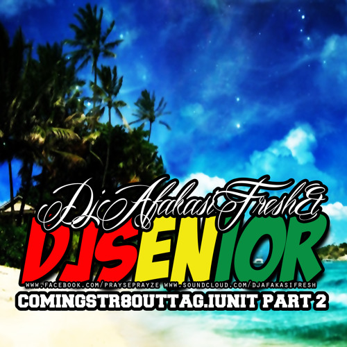 DJ AFAKASI FRESH & DJ SENIOR - DJ MEKA & DJ DARREN VS ROBIN THICKE - TA KOE SOLA RMX 2013