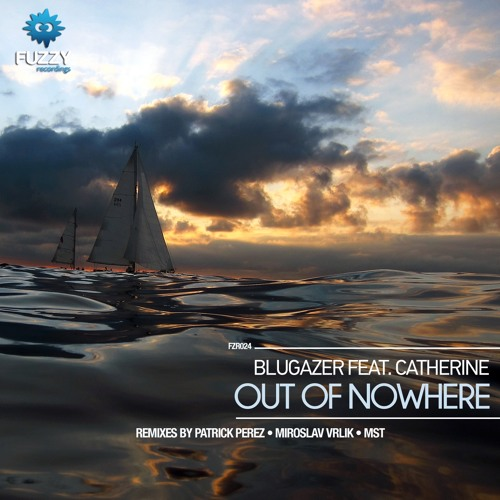 Blugazer feat Catherine - Out Of Nowhere (Original Mix) [PREVIEW]