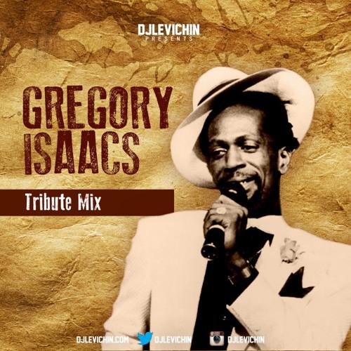 Dj Levi Chin Presents  Gregory Issacs Tribute  mix