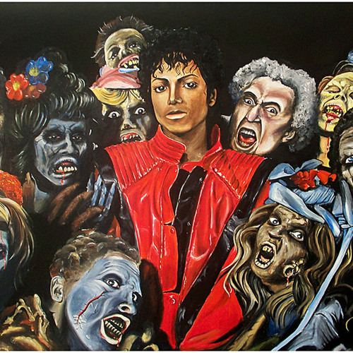 Michael Jackson: Thriller (ZombieStep Remix)