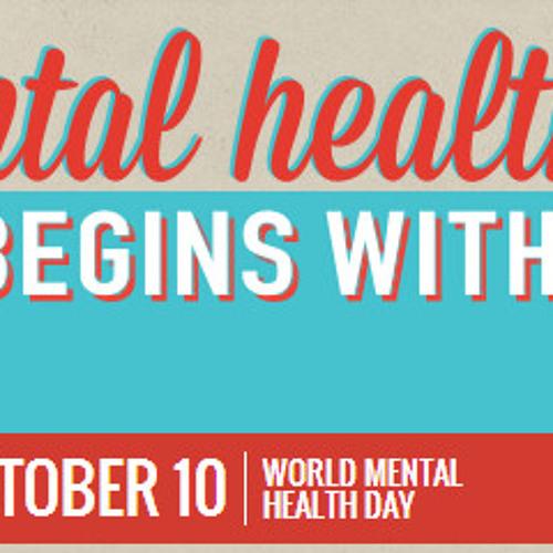 Jonathon Welch, World Mental Health Day 2013