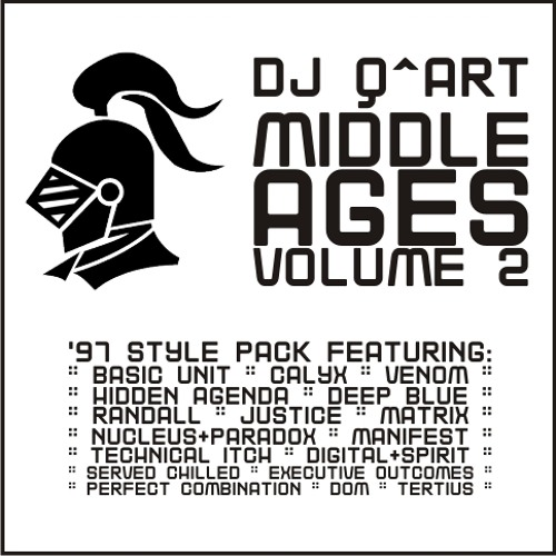 DJ Q^ART - Middle Ages ('97 Style) Vol. 2