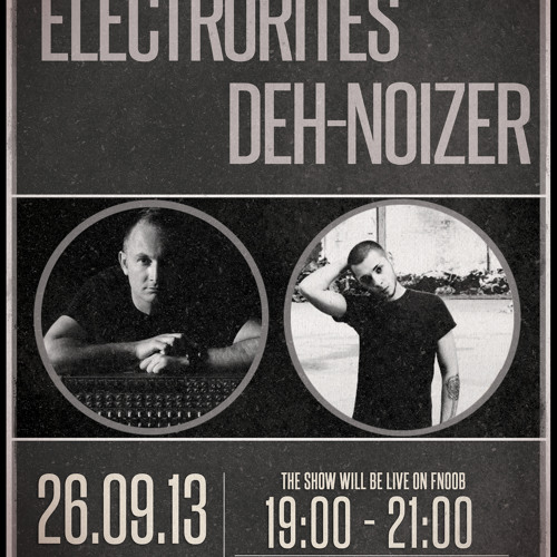 Electrorites - The Nightmare Factory Episode IX (MMXIII) @ Fnoob.com 26.09.2013