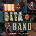 The Beta Band Dry the Rain Artwork