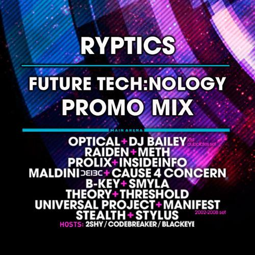Ryptics - Promo Mix - 27/9/13
