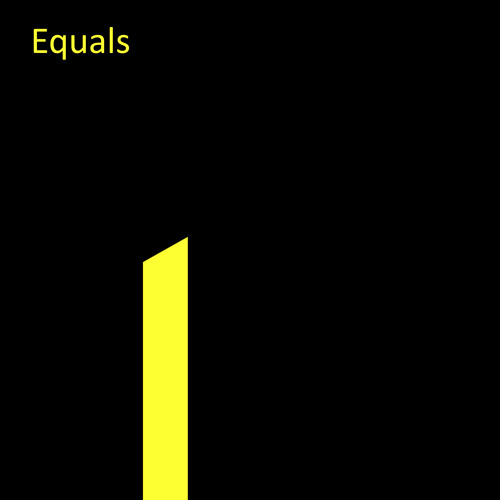 Equals