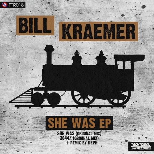 TTR018 : Bill Kraemer - 3044A (Deph Remix)