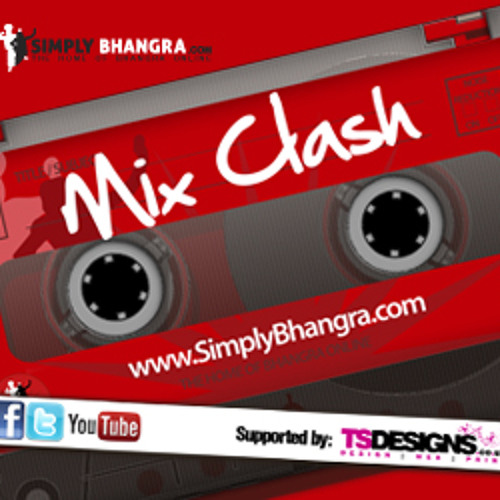 Mix Clash [6] - Epic Bhangra - Aaja Dovey Nachiye Desi Mix