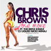Chris Brown Ft. The ReFix Kingz ZJ Liquid & Nicki Minaj Love More ReFix(Dirty)[Prod By JButtah]