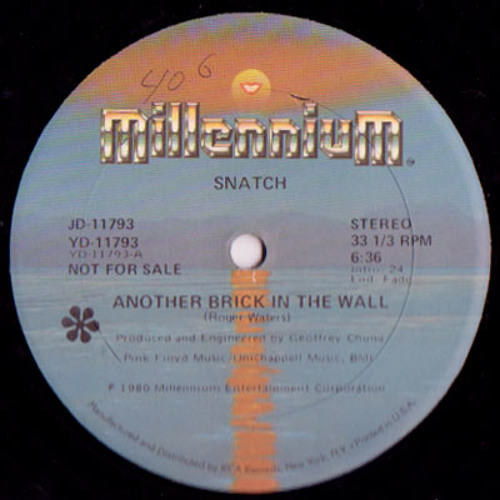 Another Brick In The Wall (Superprince Edit) FREE DOWNLOAD