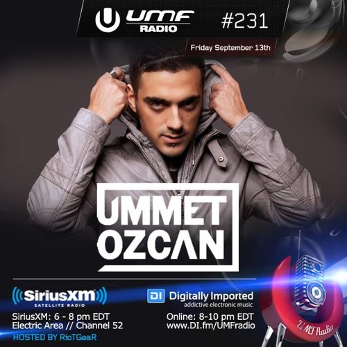 Ummet featuring at UMF Radio  #231  -  Sept 13 2013