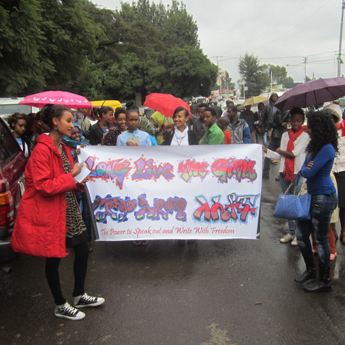 Global Activism: A 'Girl Manifesto' from Ethiopia