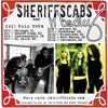 Sheriff Scabs Fall Tour 2013 Announcement
