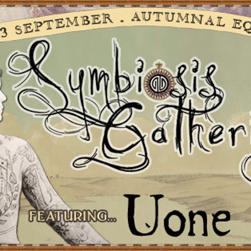 Uone Live @ Juke Shack, Symbiosis Gathering 2013