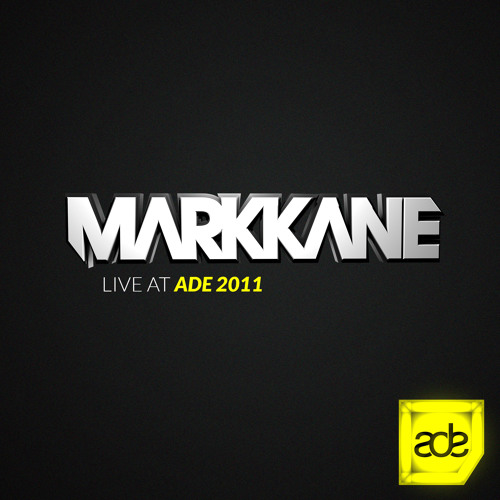 Mark Kane Live At ADE 2011 (DreamSpinners Party) FREE DOWNLOAD!