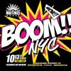 BOOM NYC (Dj Cindel's Matinee NYC Teaser Mix)