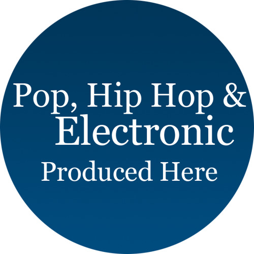 Pop/Electronic/Hip Hop Tracks Done Here