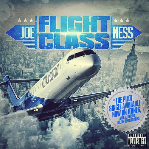 Joe Ness - Art Of Flyin [Prod By Duck Dodger]