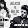 Nasty Boys + Beautiful Girls (Janet Jackson Vs. Bruno Mars Feat. B.O.B.)