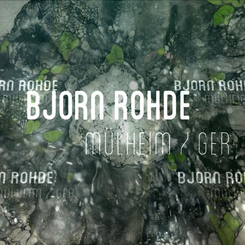 Bjorn Rohde - DJ set @ Echogarden (Tabakfabrik-Linz-Austria-24.08.13)