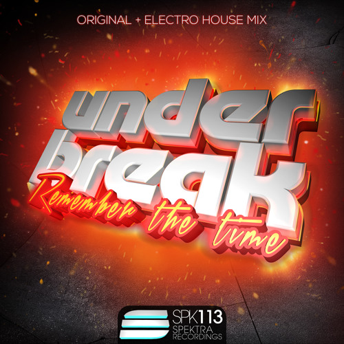 Under Break - Remember the time * 14.October on Beatport